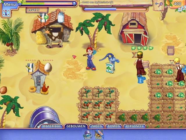 Spel Screenshot 2 Farm Craft 2
