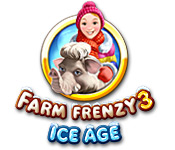 Feature Screenshot Spel Farm Frenzy 3: Ice Age
