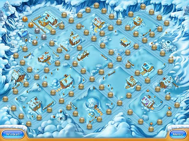 Spel Screenshot 3 Farm Frenzy 3: Ice Age