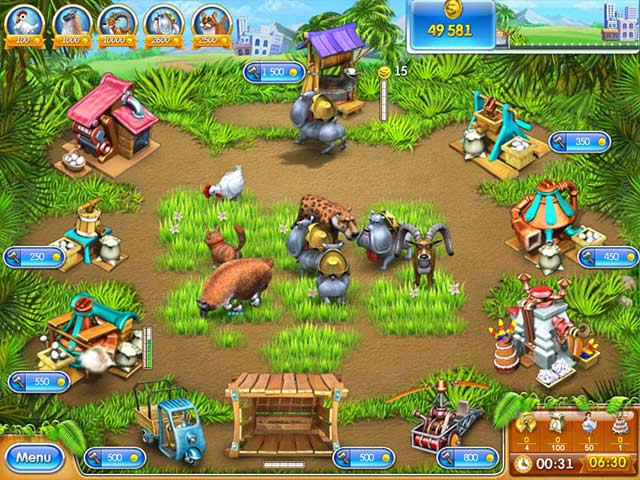 Spel Screenshot 1 Farm Frenzy 3