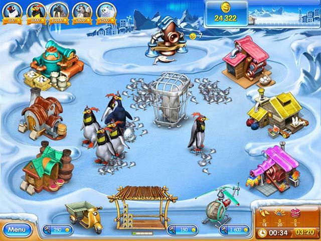 Spel Screenshot 2 Farm Frenzy 3