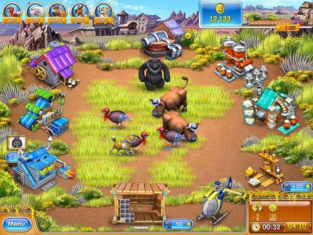 Spel Screenshot 3 Farm Frenzy 3