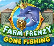 Feature Screenshot Spel Farm Frenzy: Gone Fishing