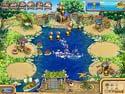 1. Farm Frenzy: Gone Fishing spel screenshot