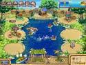 2. Farm Frenzy: Gone Fishing spel screenshot