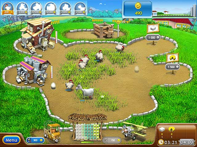 Spel Screenshot 3 Farm Frenzy Pizza Party
