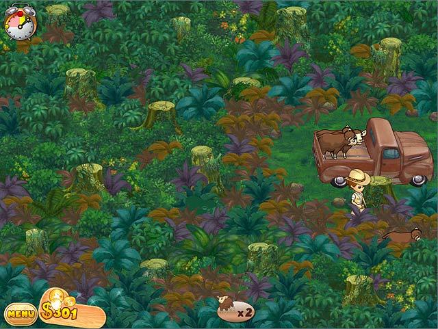 Spel Screenshot 3 Farm Mania: Hot Vacation