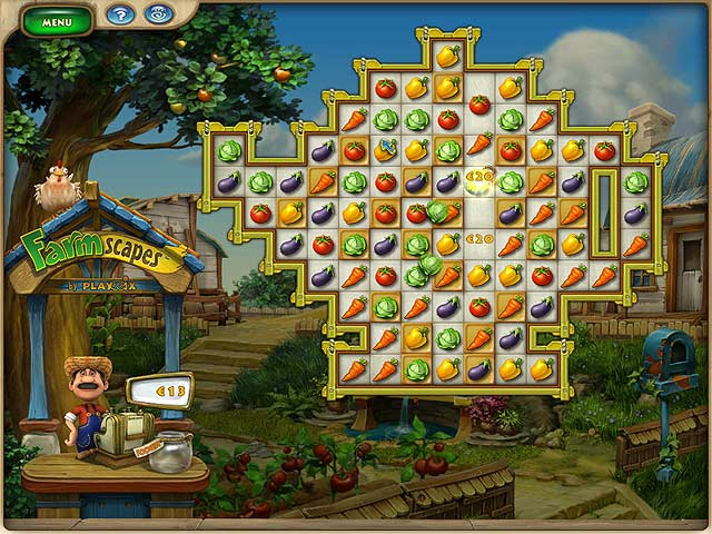 Spel Screenshot 1 Farmscapes