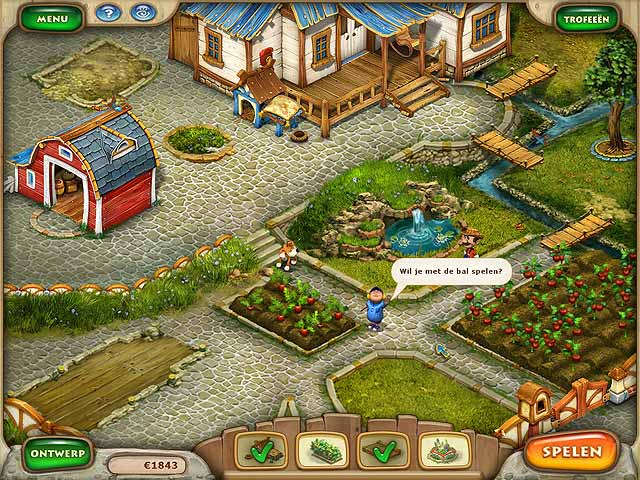 Spel Screenshot 3 Farmscapes