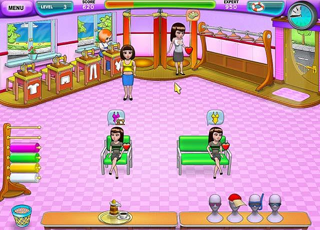 Spel Screenshot 2 Fashion Craze