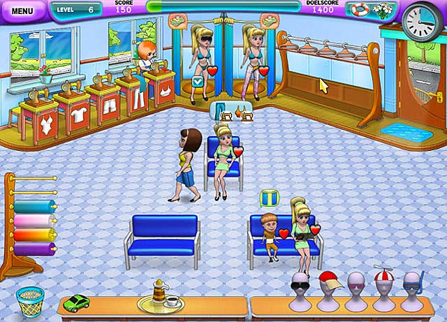 Spel Screenshot 3 Fashion Craze