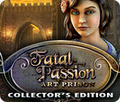 Feature Screenshot Spel Fatal Passion: Art Prison Collector's Edition