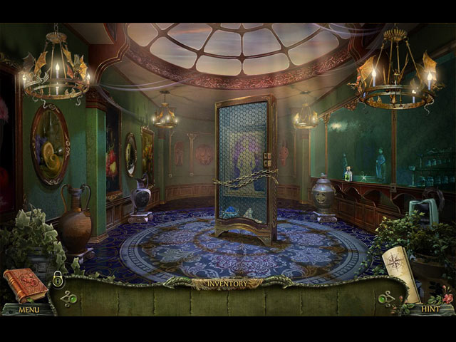 Spel Screenshot 2 Fatal Passion: Art Prison Collector's Edition