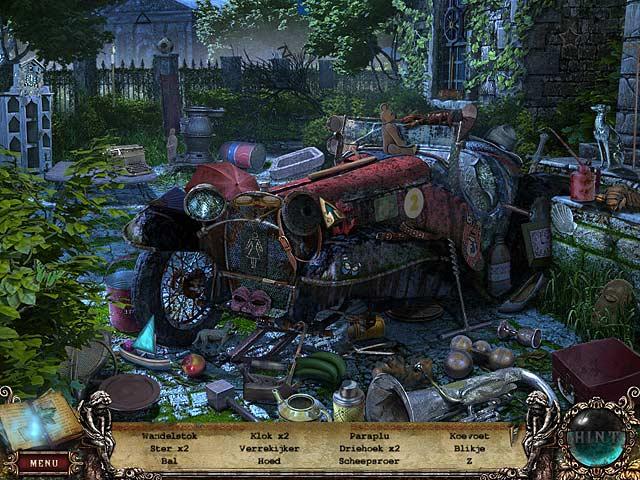 Spel Screenshot 3 Fear For Sale: Het Mysterie van Huize McInroy