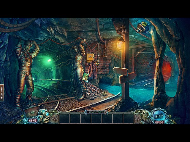 Spel Screenshot 1 Fear for Sale: Phantom Tide Collector's Edition