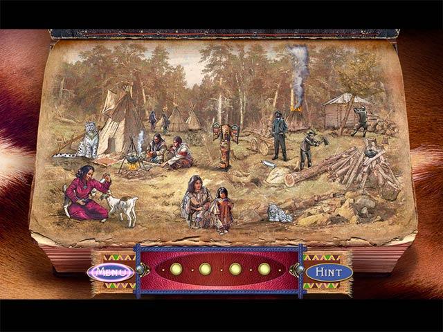 Spel Screenshot 3 Fierce Tales: Feline Sight Collector's Edition