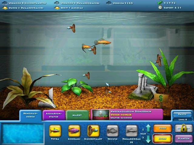 Spel Screenshot 2 FishCo