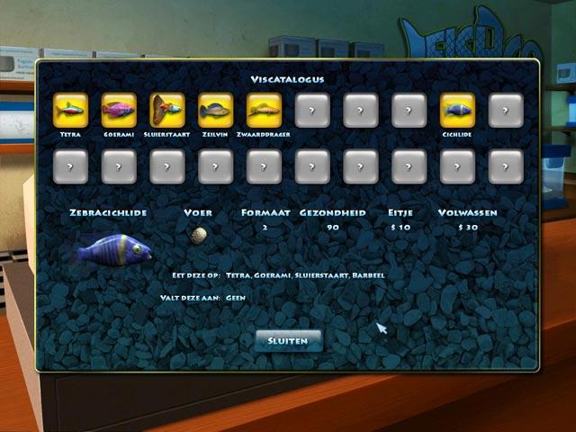Spel Screenshot 3 FishCo