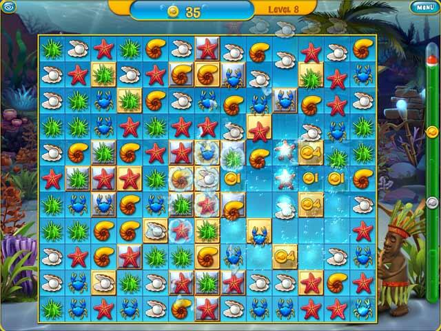 Spel Screenshot 3 Fishdom 3