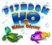 Feature Screenshot Spel Fishdom H2O: Hidden Odyssey