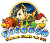 Feature Screenshot Spel Fishdom: Seasons Under the Sea