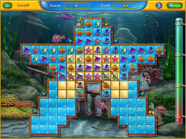 Spel Screenshot 1 Fishdom: Seasons Under the Sea