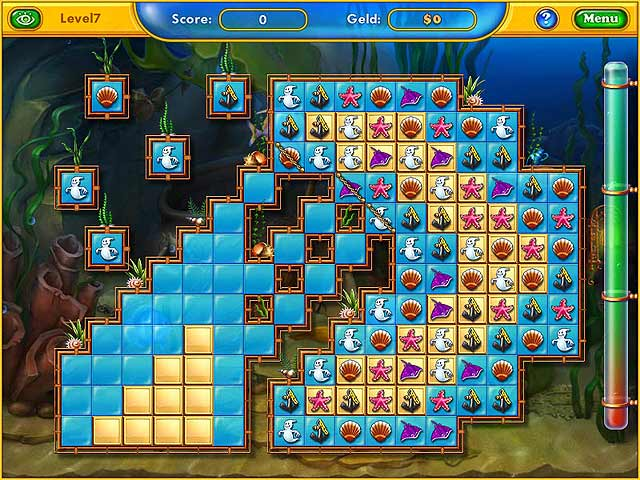 Spel Screenshot 3 Fishdom: Seasons Under the Sea