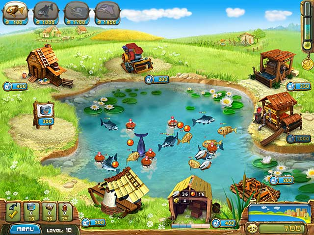 Spel Screenshot 2 Fisher's Family Farm