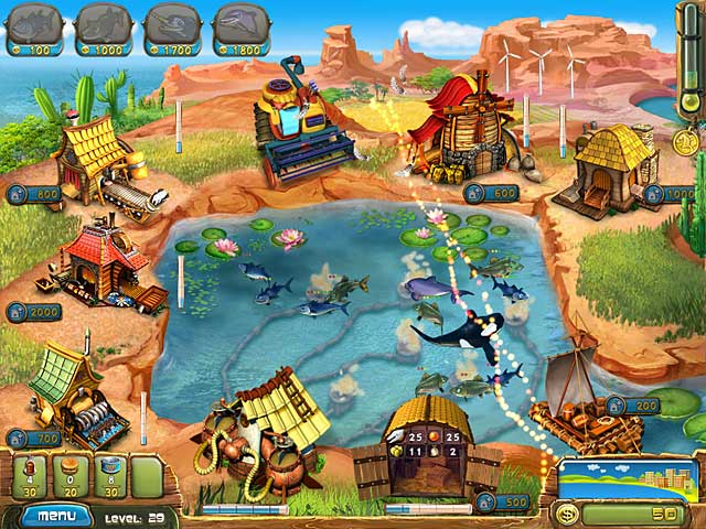 Spel Screenshot 3 Fisher's Family Farm