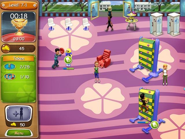 Spel Screenshot 3 Fitness Bustle: Oppepper