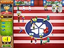 1. Fitness Bustle: Oppepper spel screenshot
