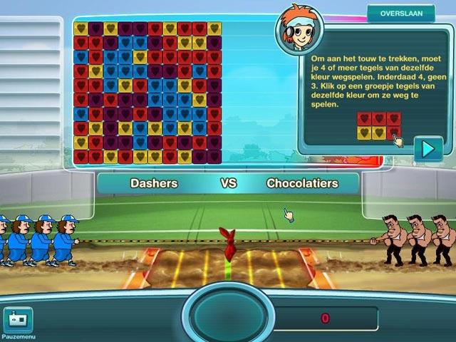 Spel Screenshot 1 Fitness Dash