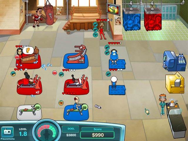 Spel Screenshot 3 Fitness Dash