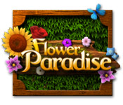 Feature Screenshot Spel Flower Paradise