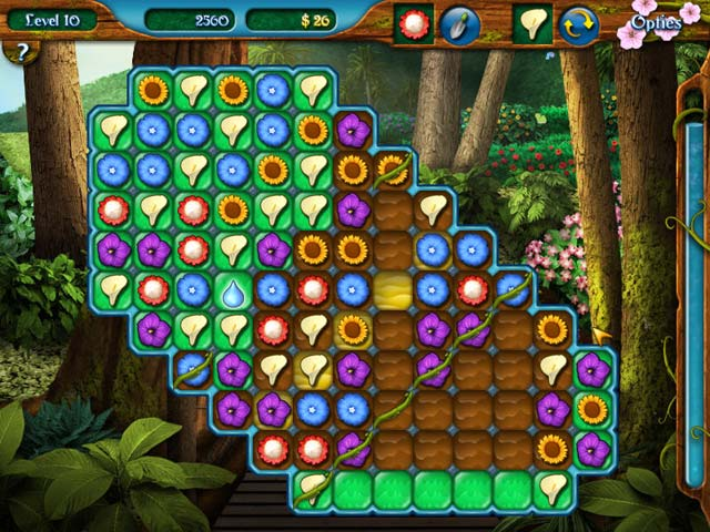 Spel Screenshot 1 Flower Paradise