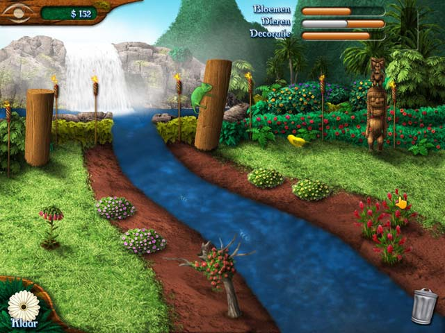 Spel Screenshot 2 Flower Paradise