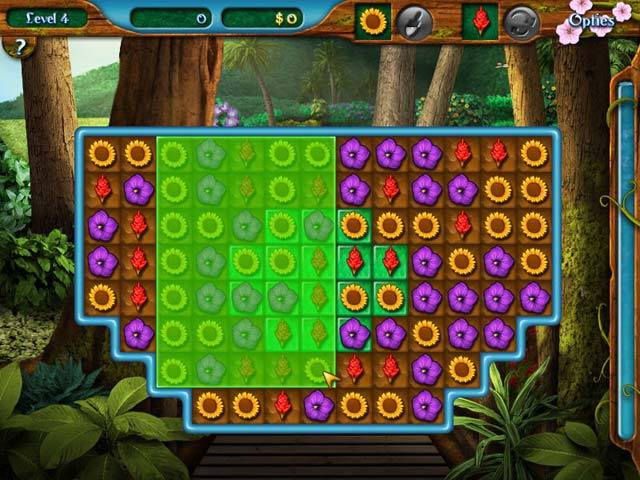 Spel Screenshot 3 Flower Paradise