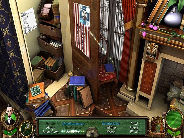 Spel Screenshot 2 Flux Family Secrets 2: De Magische Tunnel