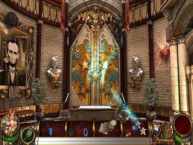 Spel Screenshot 3 Flux Family Secrets 2: De Magische Tunnel