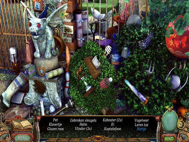 Spel Screenshot 2 Flux Family Secrets: Het Boek der Orakels