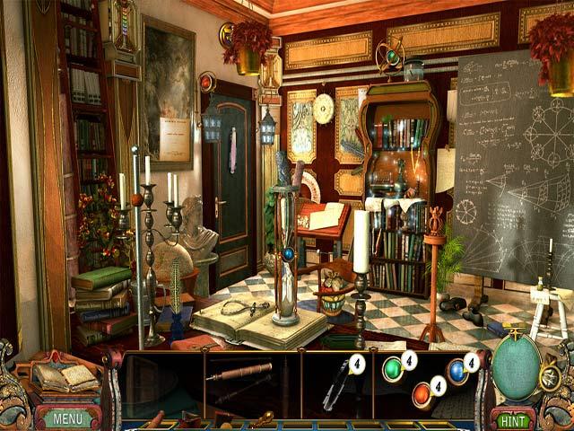 Spel Screenshot 3 Flux Family Secrets: Het Boek der Orakels