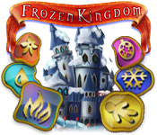 Feature Screenshot Spel Frozen Kingdom