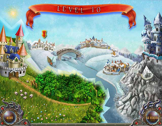 Spel Screenshot 2 Frozen Kingdom