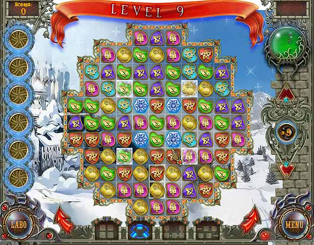 Spel Screenshot 3 Frozen Kingdom