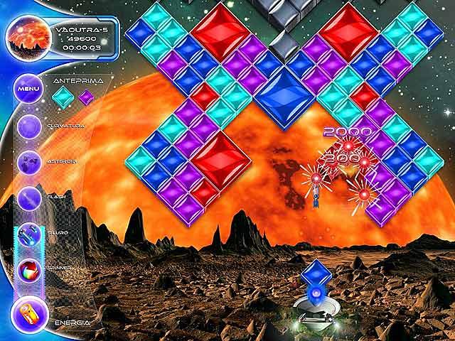 Spel Screenshot 1 Galaxy Quest