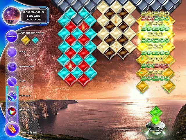 Spel Screenshot 2 Galaxy Quest