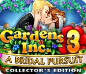 Feature Screenshot Spel Gardens Inc. 3: A Bridal Pursuit Collector's Edition