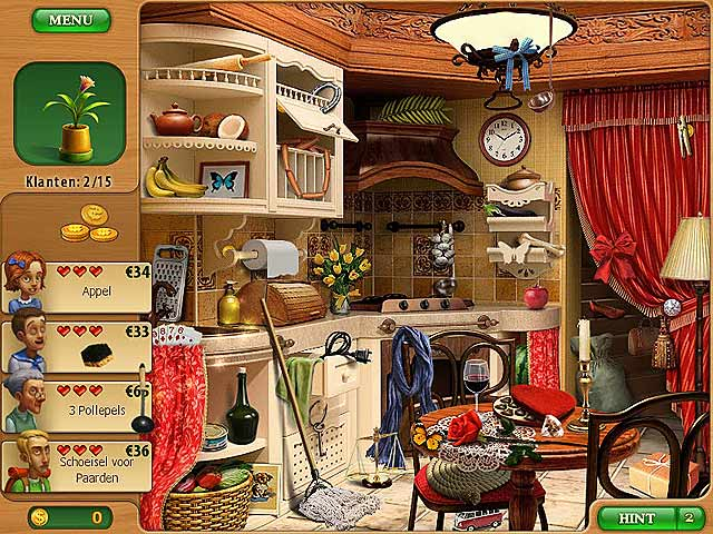 Spel Screenshot 3 Gardenscapes: Mansion Makeover