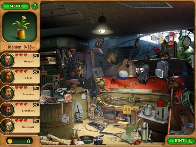 Spel Screenshot 2 Gardenscapes