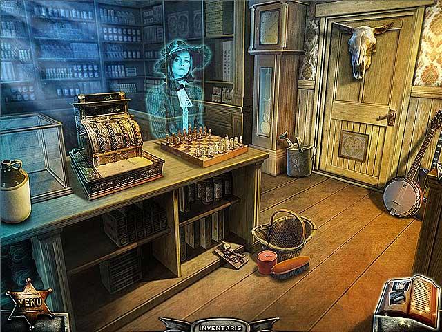 Spel Screenshot 3 Ghost Encounters: Deadwood